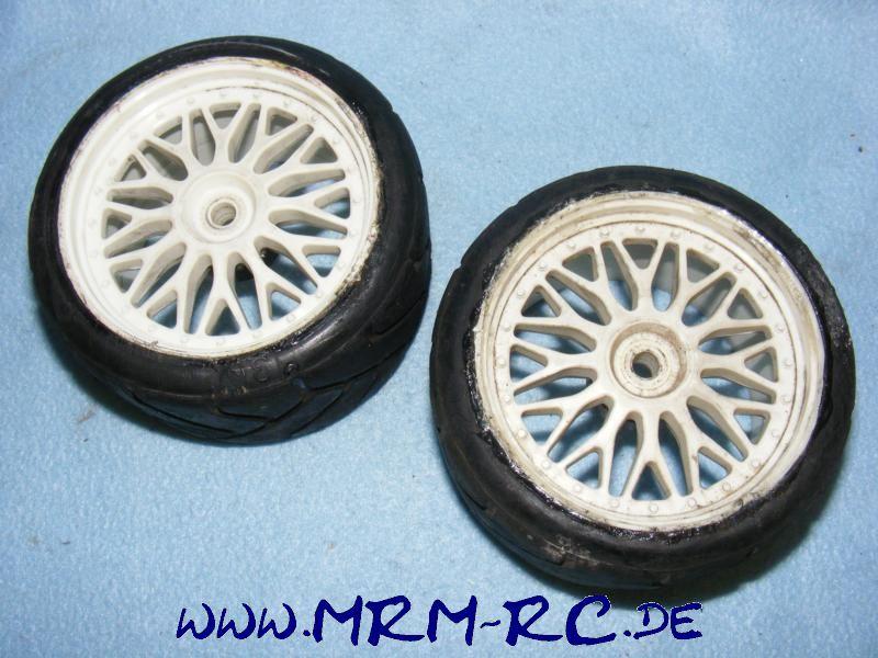 2 Räder Rad Reifen Felgen Carson Smartech C5 FG Reely PMT Kronos 20 BBS 814