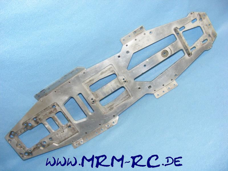 Chassis 8 mm Bodenplatte 675mm 535 FG Competition Gebraucht 00829