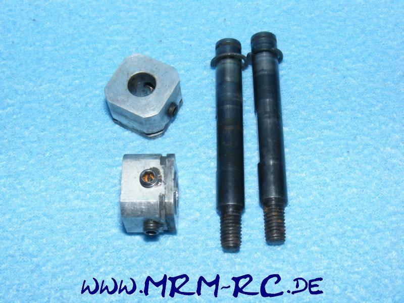 00832 Antrieb Achse vorn 65 mm Vierkant 18x14 FG Marder Carson Smartech C5