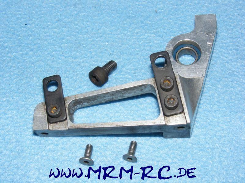 00857 Alu Motorbock Fg Sportsline Zenoah 1:5 7486 Gebraucht