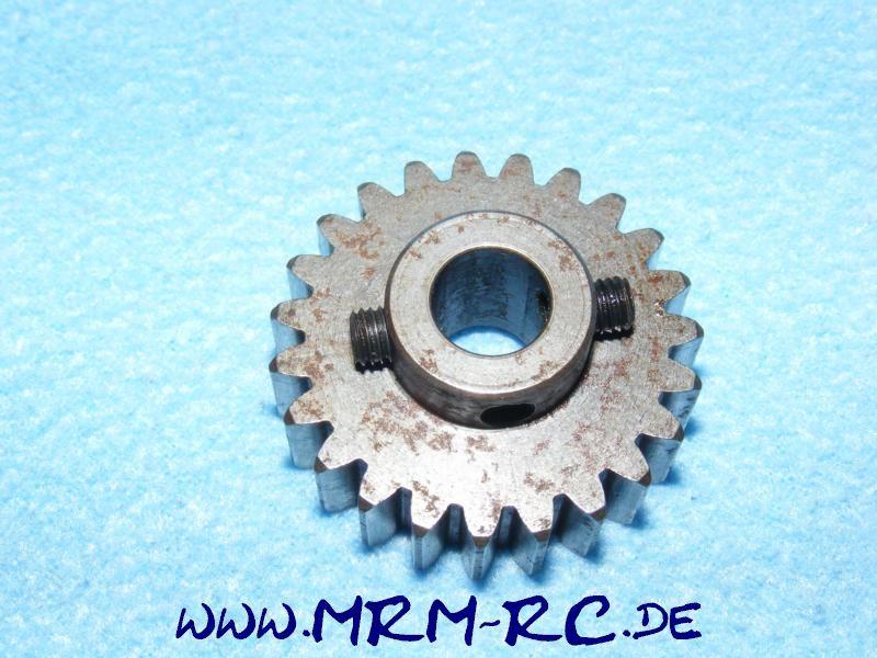 00858 Zahnrad Stahl 23 Zähne FG Carson Competition Gebraucht