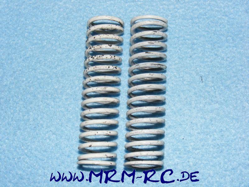 Stossdämpfer Feder FG Carson Dämpfer-Druckfeder 2,5x90 weiß 2St.