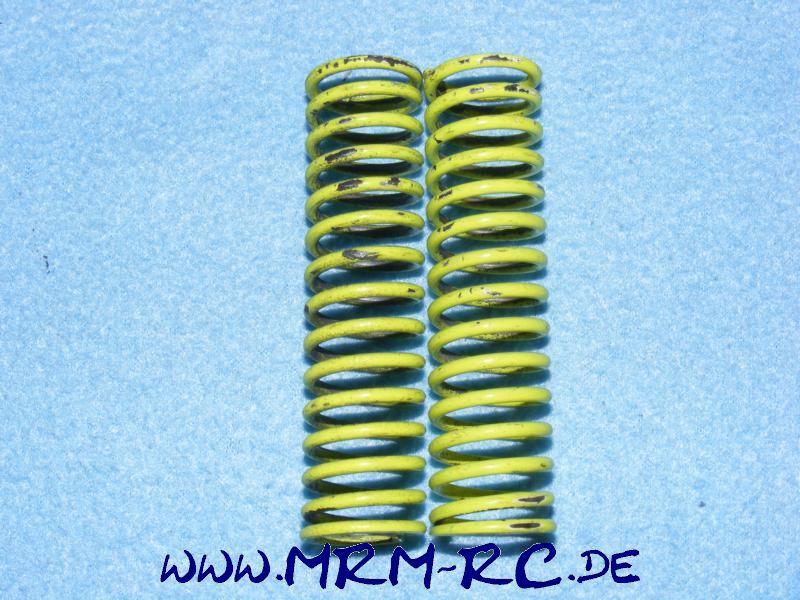Stossdämpfer Feder FG Carson Dämpfer-Druckfeder 2,6x90 neon 2St.