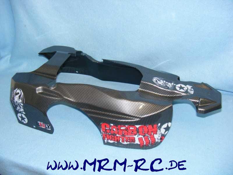 Karo Karosserie Karosse Reely Carbon Fighter 1:6 3 102002 Neu