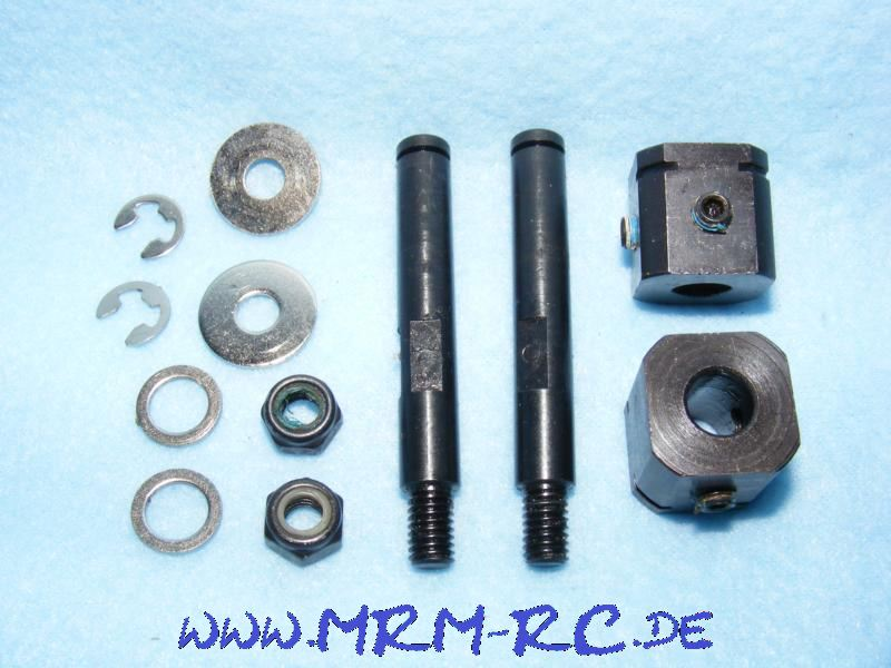 Antrieb Welle VA CRT 61 mm VK 18x18 Carson 305025 NEU