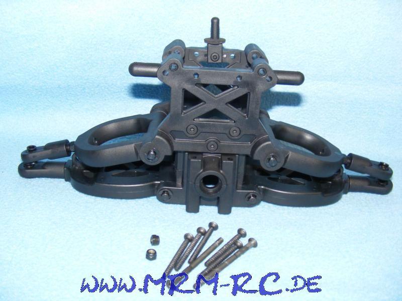 vorn Achse Vorderachse Reely Carbon Fighter Graupner MT6 NEU 112003 112004 11200