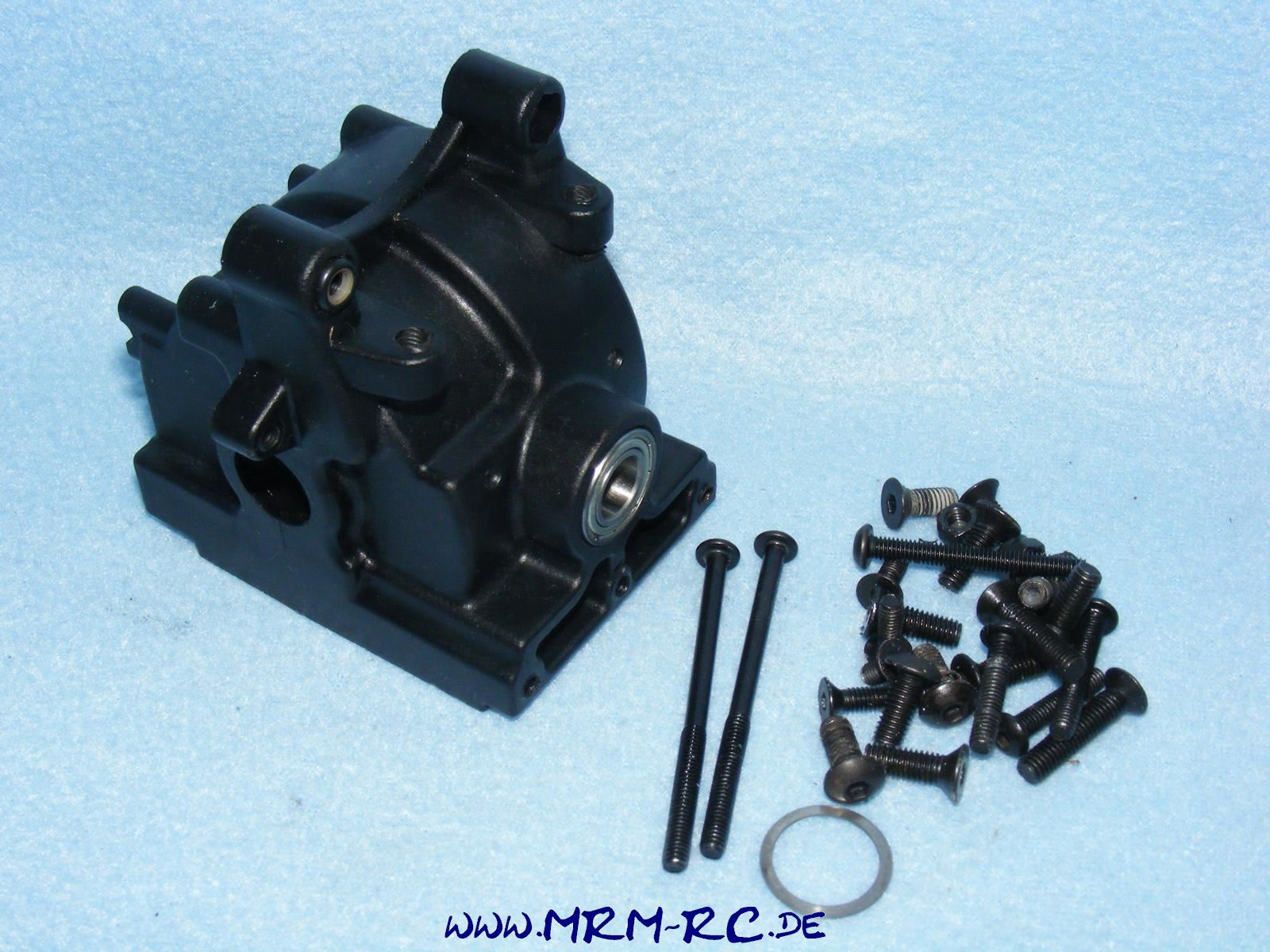 Carson Dirt Attack 500405209 Gear housing Getriebegehäuse Querlenkerhalter