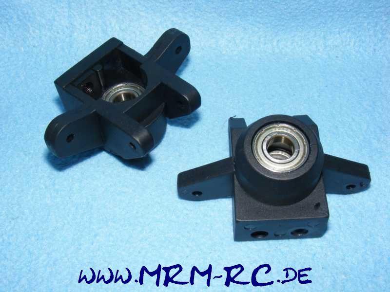 Achse Achsschenkel hinten Reely Carbon Fighter Breaker Graupner MT6 112002 23585