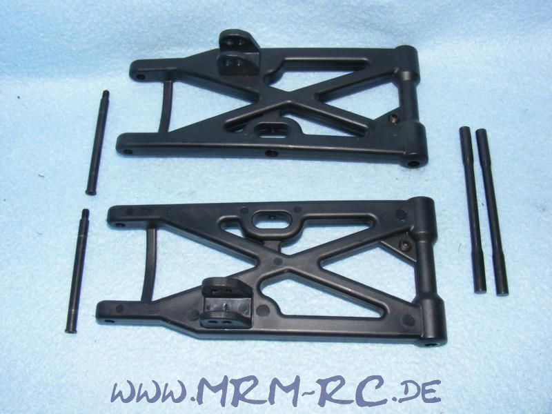 Carson Dirt Attack 500405227 Lower arms kit rear Querlenker-Set unten hinten