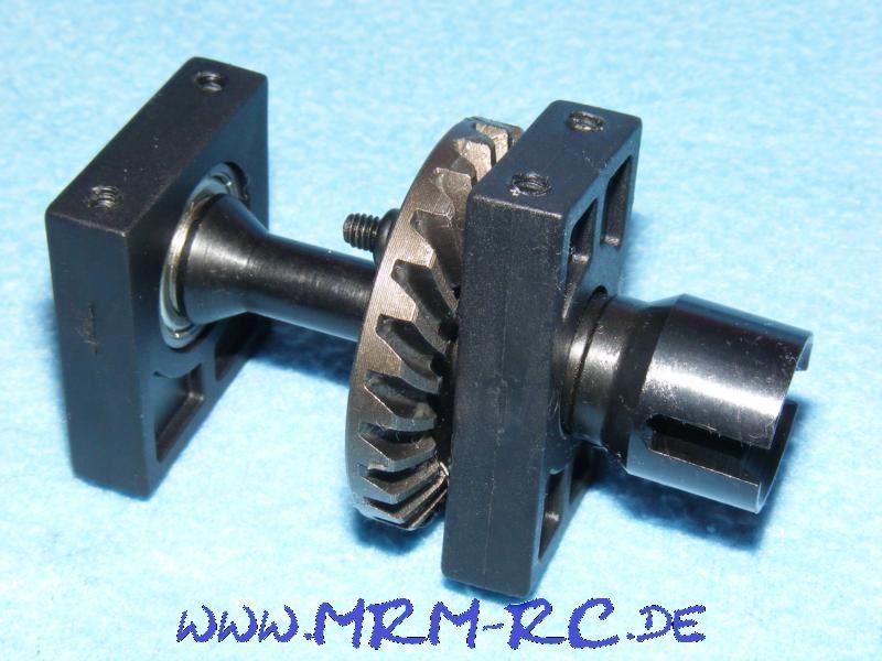 Mitteldifferential Welle Getriebe Zahnrad Reely Carbon Fighter 1:6 Graupner MT6