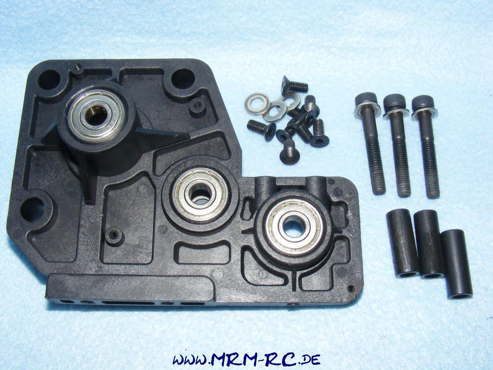 Carson Dirt Attack 500305241 gear plate Getriebeplatte