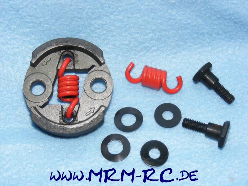 Tuning Motor Kupplung 8000 U/min rot Zenoah Chung Yang FG Carson CY Reely NEU