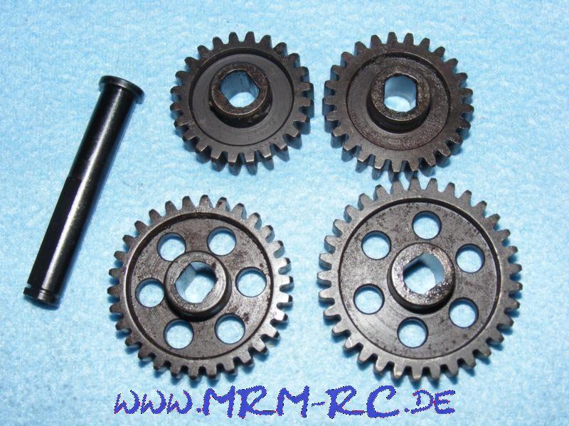 Zahnrad Satz Getriebe Reely Carbon Fighter 1:6 Graupner MT6 Neu 112015 112016 11