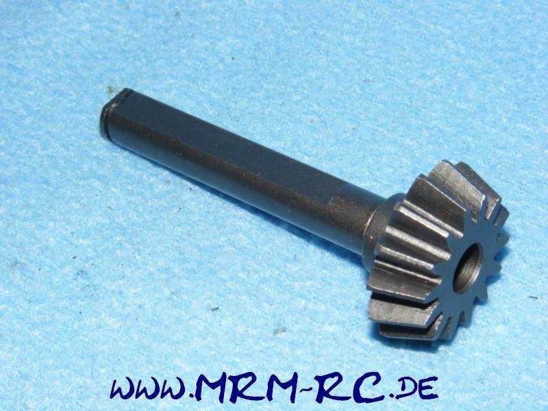 Zahnrad 14 Zähne Welle Getriebe XTC Reely Big Survivor RH5497