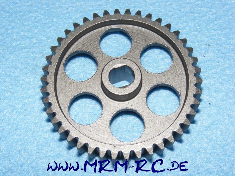 Zahnrad 42 Zähne Stahl Getriebe XTC Reely Big Survivor RH5503 Carson FG