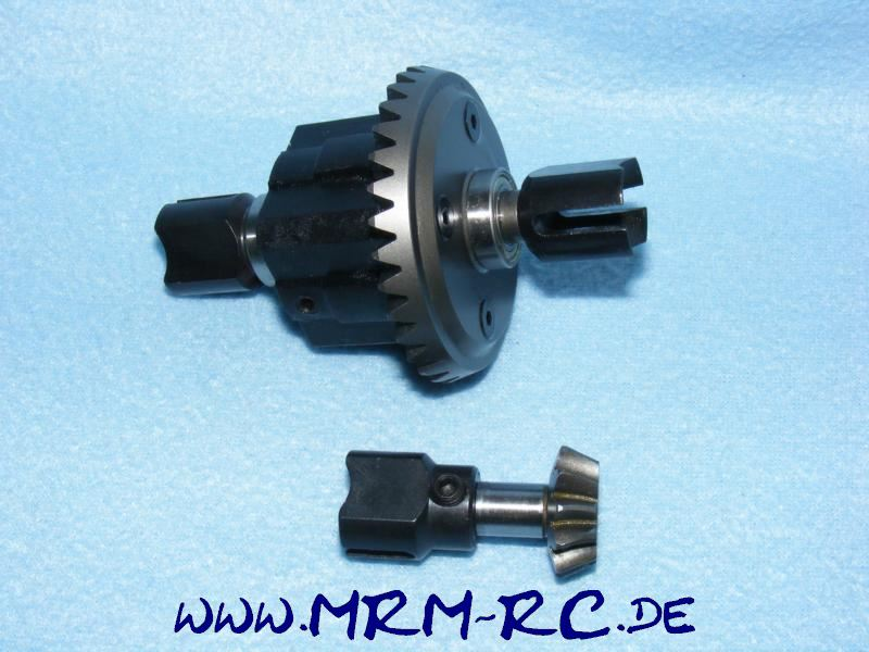 Carson Dirt Attack 500405243 Differential set Differenzial vorn hinten