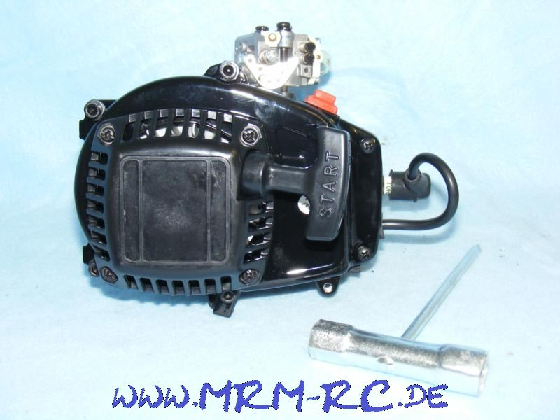 Motor CF-26 26 ccm 1,6 PS Vergaser NEU Carbon Fighter 102104 235876