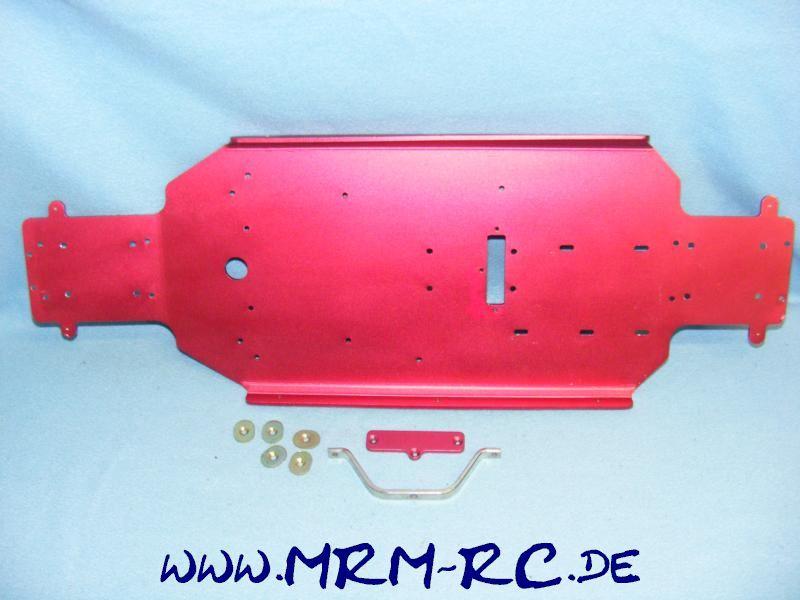 Chassis Bodenplatte Set XTC Reely Big Survivor RH5547 RH5455