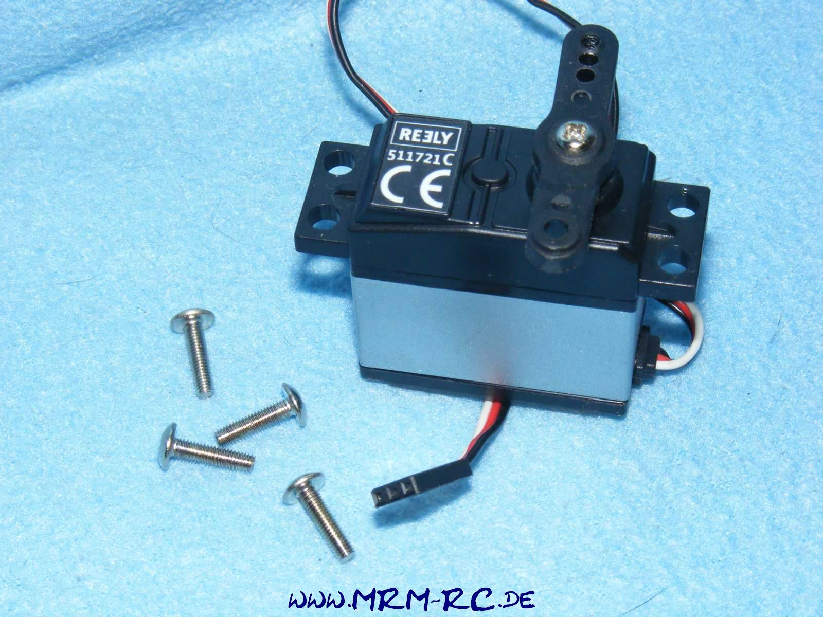 Reely Carbon Fighter 1:6 Graupner MT6 Standardservo Servo 10kg 511721  NEU