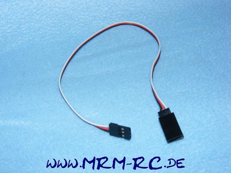 Servo Empfänger Verlängerungskabel Graupner JR Reely FG Carson 300 mm NEU Kabel