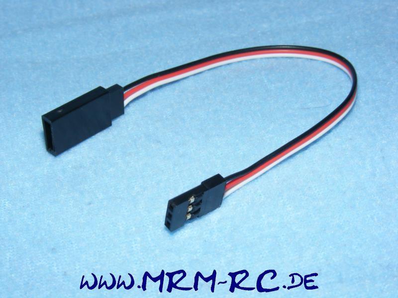 Servo Empfänger Verlängerungskabel Graupner JR Reely FG Carson 180 mm NEU Kabel