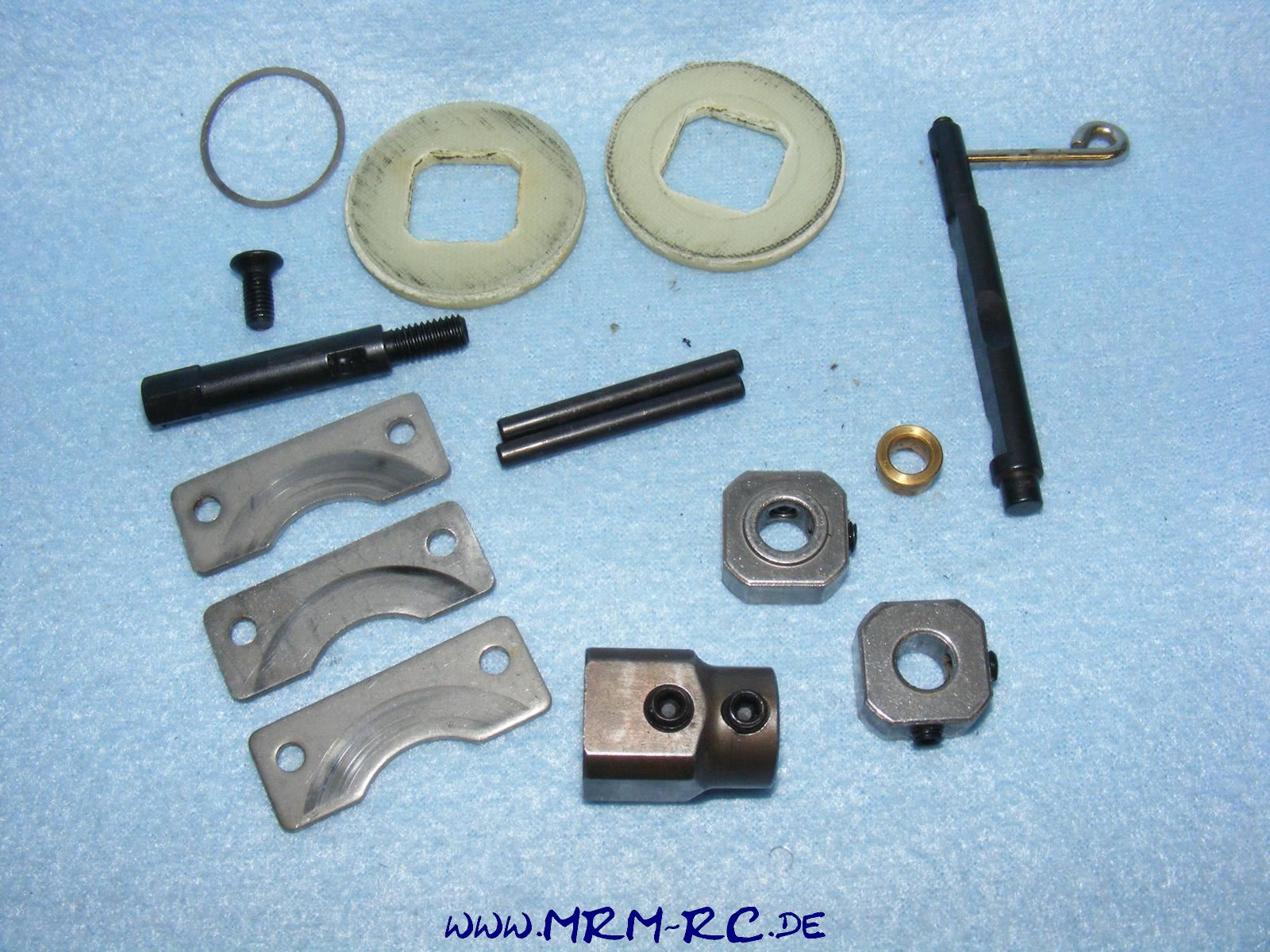 Carson Dirt Attack 500305245 brake set Bremse Bremsenset