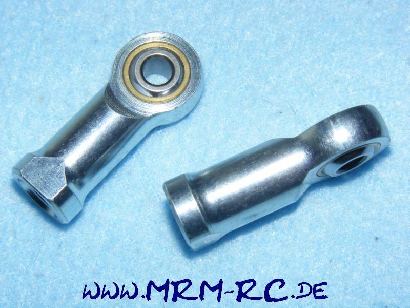 Stahl Kugelgelenk 2 Stk. M8 Kugel 5mm FG 4437 Carson